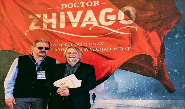 Deadline – 'Vikings' Creator Michael Hirst Remaking 'Doctor Zhivago' with Wild Bunch, Hartswood Films and Bryncoed Productions