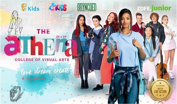 Broadcast Digital Awards – The Athena nominated for Best Digital Children's Content
